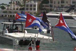 Todo listo para que que una flotilla salga desde Miami hacia Cuba en forma de protesta