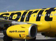 cientos de retrasos y cancelaciones en vuelos de spirit airlines en el aeropuerto de fort lauderdale