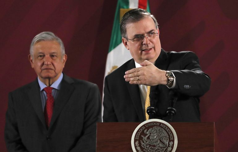 México intenta asumir papel de liderazgo en Latinoamérica