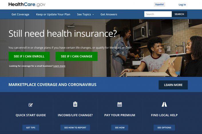 Aumentan registros en seguro médico reanudado por Biden
