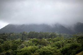 meteorologia registra temperaturas entre los 57 y 61 grados fahrenheit en la montana