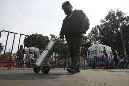 mexico reporta nuevos maximos de casos y muertes por covid