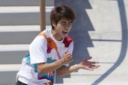 japones horigome gana primer oro olimpico en skateboarding