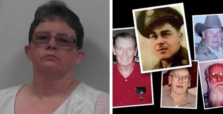 El monstruo que nadie ve venir: condenan a siete cadenas perpetuas a una enfermera por matar a siete veteranos de las Fuerzas Armadas de EE.UU