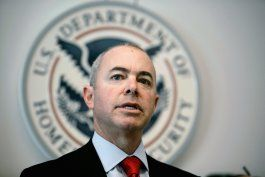 Alejandro Mayorkas, subsecretario de Seguridad Nacional de EE.UU.