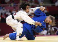 argentina pareto se retira del judo: deje la ultima gota
