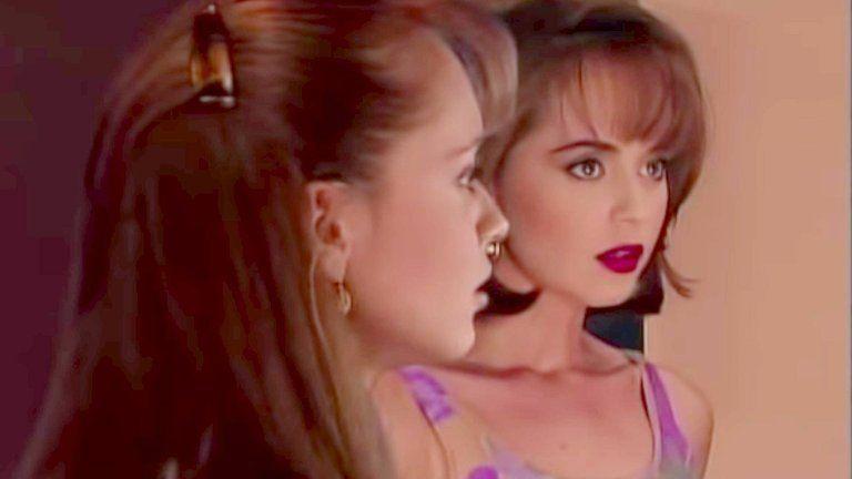 Gaby Spanic saltó al estrellato mundial con su interpretación de las gemelas Bracho (Foto: YouTube TLNovelas)