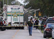 florida: hombre mata a 4 personas, incluida madre y bebe