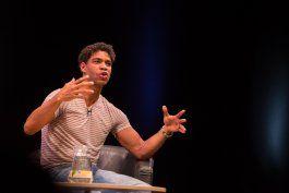 El cubano Carlos Acosta, estrella del Royal Ballet de Londres.