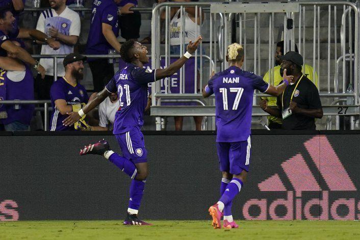 Michel y Perea llevan a Orlando a triunfo sobre Union