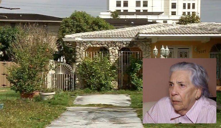 A punto de perder su casa en Miami una ex presa política cubana
