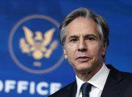 El Secretario de Estado, Antony Blinken, respondió a Cuba. Archivo.