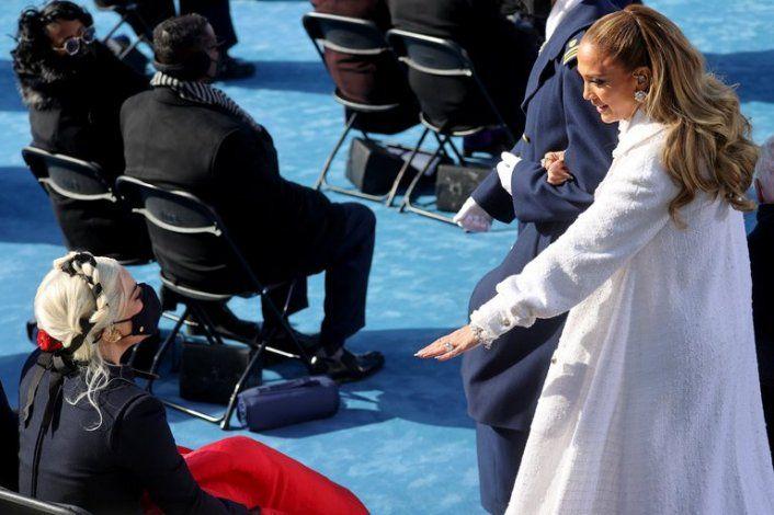 El conmovedor mensaje en español de Jennifer Lopez durante su presentación en la investidura de Joe Biden
