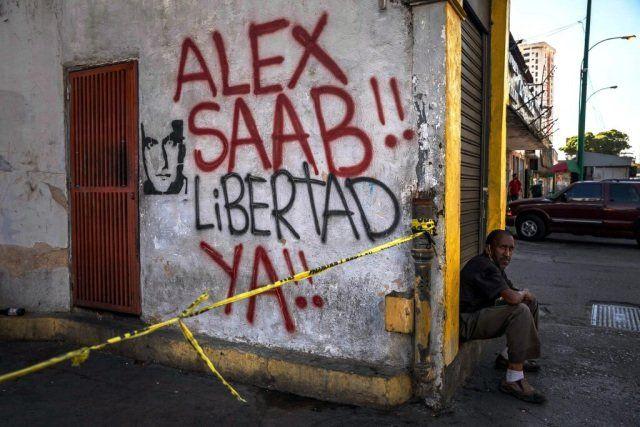 El chavismo despliega una campaña en defensa de Alex Saab