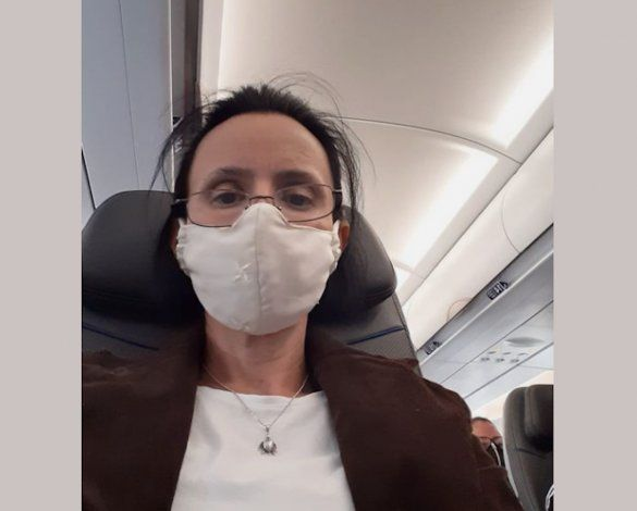 Régimen permite viajar a EEUU a Omara Ruiz Urquiola para continuar tratamiento oncológico