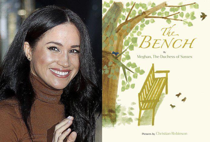La duquesa Meghan publicará libro para niños