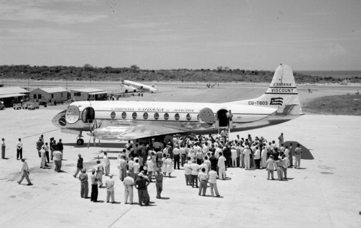 La Cuba del recuerdo | La aviación en Cuba