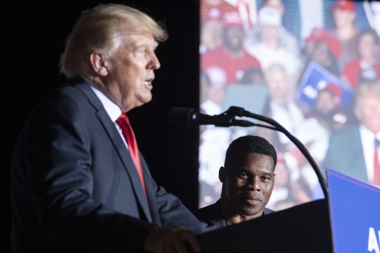 trump respalda a candidatos escasamente investigados