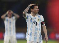 copa america: argentina y uruguay los favoritos del grupo a