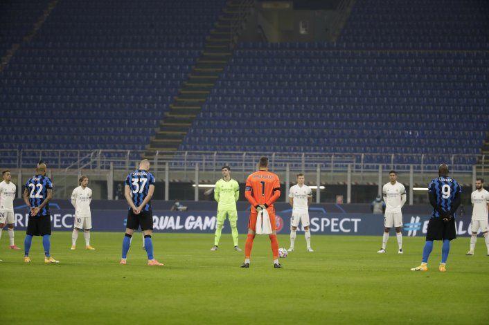 El Madrid derrota al Inter; Bayern y City se clasifican