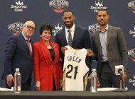 nuevo entrenador willie green ve potencial en los pelicans