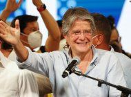 ecuador: confirman triunfo de lasso en eleccion presidencial