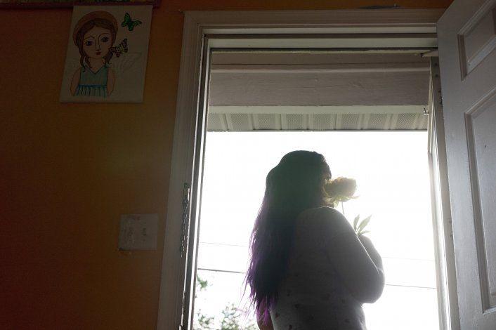 Familia salvadoreña lucha por unirse a pesar de ley de Trump
