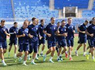 eurocopa: rusia separa a jugador tras contraer covid-19
