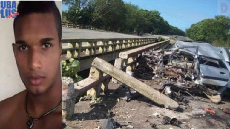 Muere futbolista cubano en accidente de tránsito