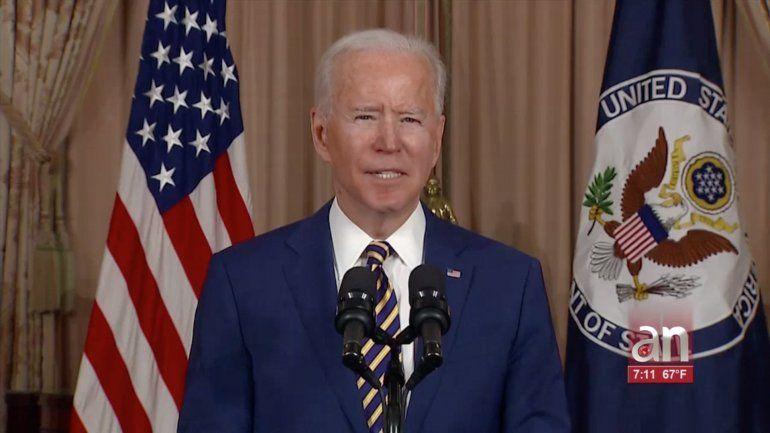 Ya está en el Congreso la propuesta de reforma migratoria que tiene el respaldo del presidente Joe Biden