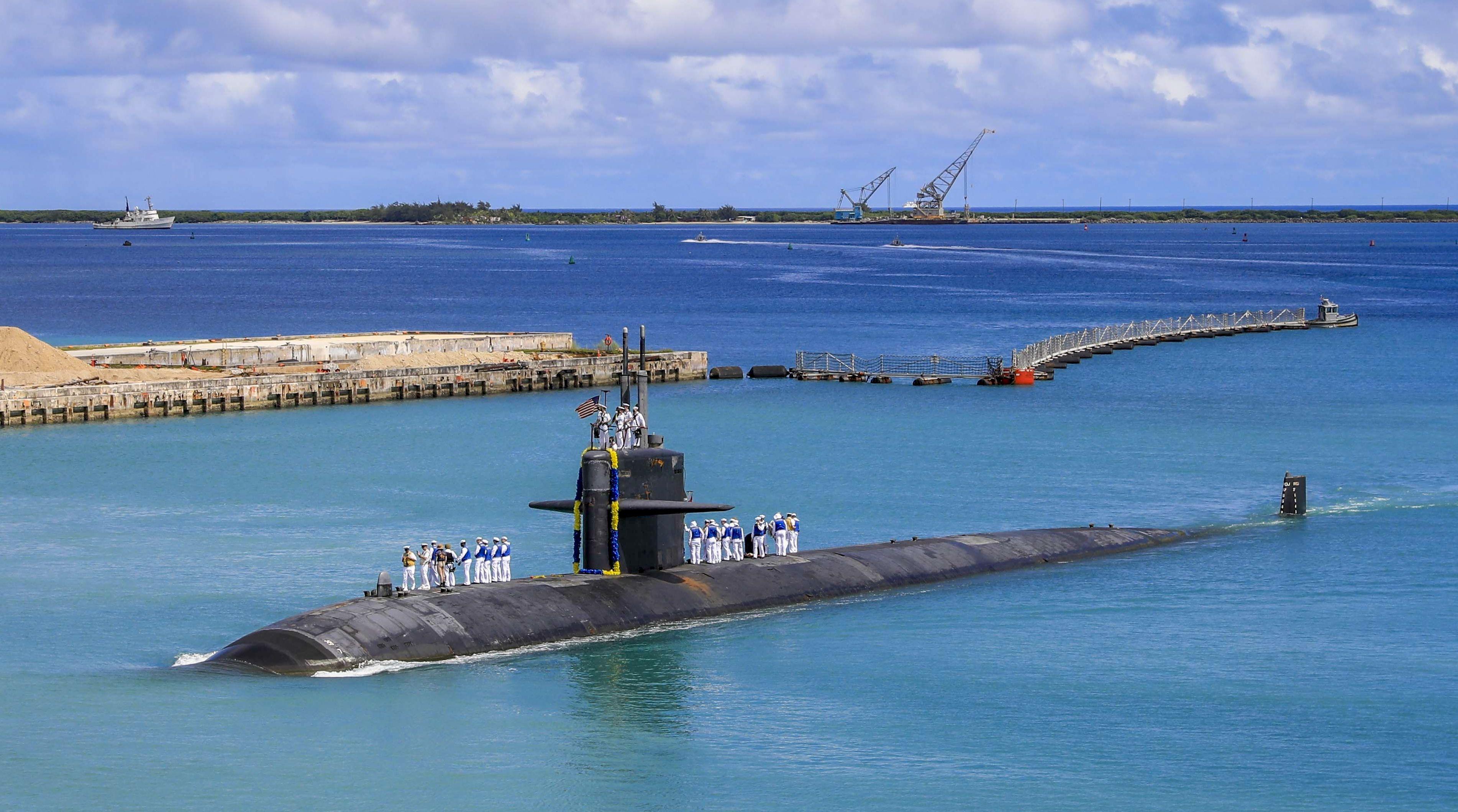 australia rechaza criticas de china por pacto de submarinos