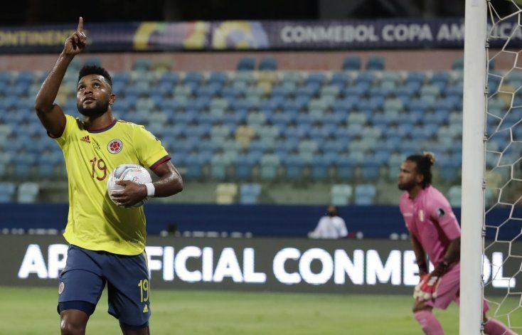 Colombia busca asegurar ante un Brasil ya clasificado