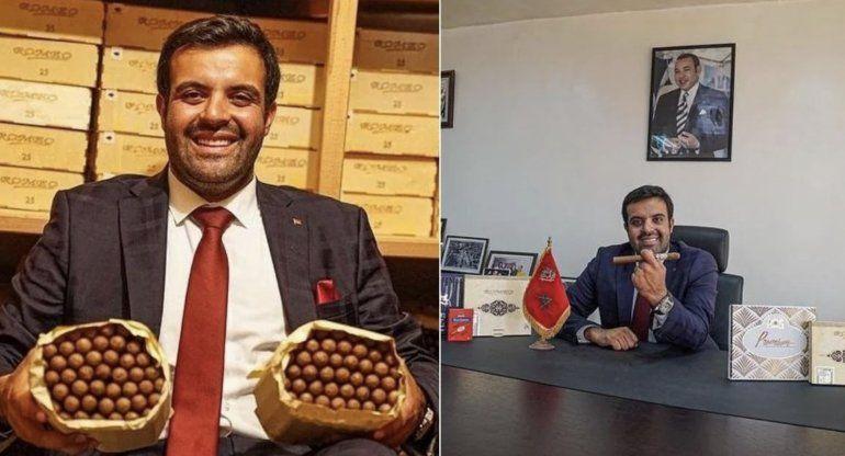 Acaba el negocio de un empresario que vendía cigarros puros 100% marroquíes como habanos