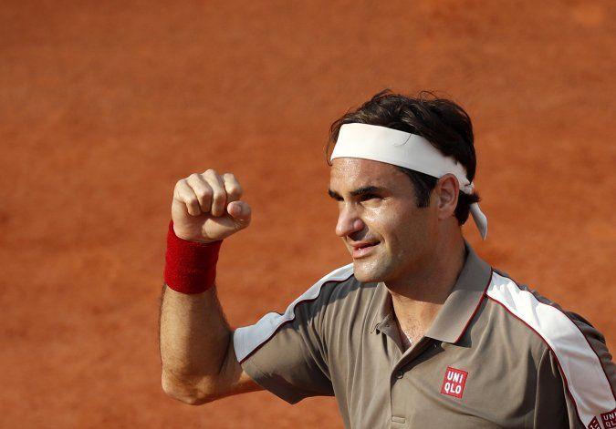 Federer disputará el Abierto de Francia