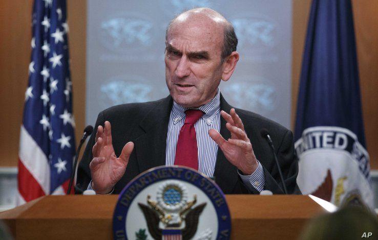 Elliott Abrams informa de un aumento en la injerencia de Irán sobre Venezuela