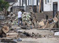 belgica realiza dia de luto por victimas de inundaciones