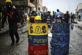 colombia: organizadores anuncian el fin de protestas