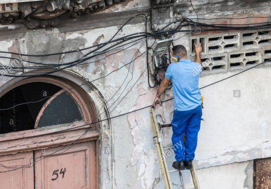 El apagón de internet con el que ETECSA apoyó el desalojo de San Isidro