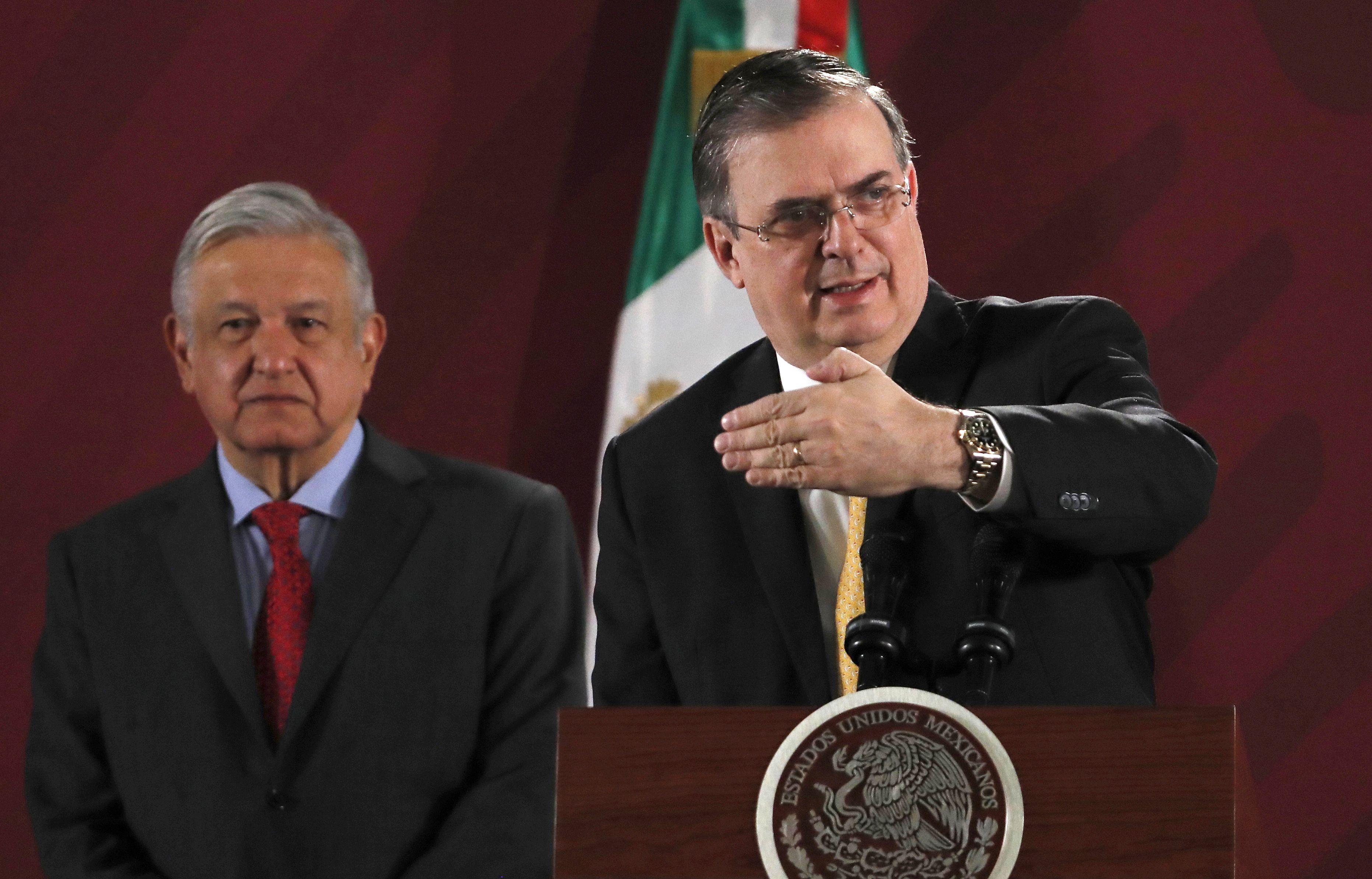 mexico intenta asumir papel de liderazgo en latinoamerica