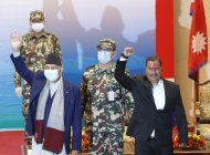 nepal inicia decisiva sesion parlamentaria