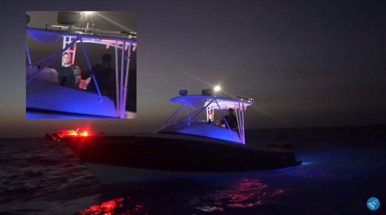 ¿Infiltrados de la Seguridad del Estado? Algo raro sucedió en la Flotilla desde Miami
