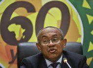 presidente de confederacion africana apelara veto de fifa