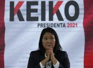 peru: fujimori confia en evitar la carcel, insiste en fraude