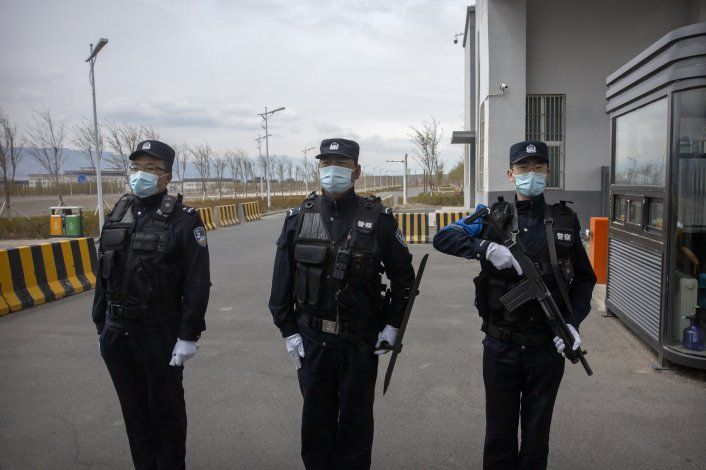 Centro de detención puede recibir 10.000 uigures en China