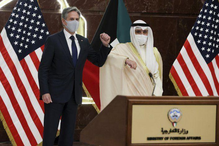 EEUU pide a Kuwait recibir a sus aliados afganos