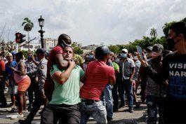la comision interamericana de derechos humanos alerta de graves violaciones de los derechos humanos a raiz de las protestas en cuba