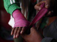 bolivia: nina boxeadora desafia al covid en pos de su sueno