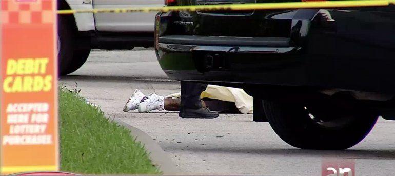 Tiroteo en una gasolinera de Miami deja una persona muerta