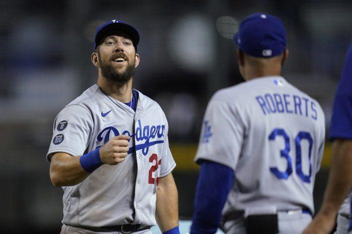 Arizona bate otro récord de derrotas, cae ante Dodgers 3-0