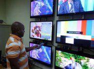 una averia electrica deja sin television digital a los cubanos